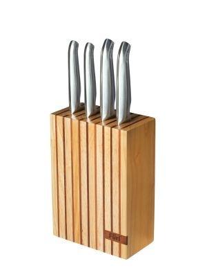 Füri Blok na nože se 4ks nožů