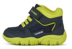 Geox chlapecká kotníčková obuv Baltic B0442A 0CEFU C0749 20 tmavě modrá