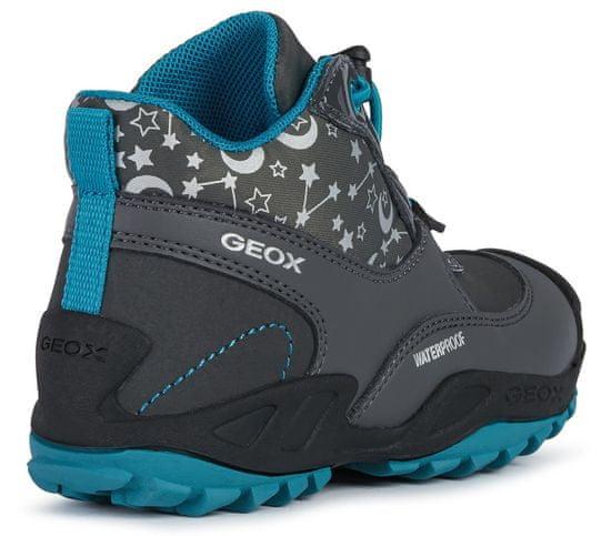 Geox J04CCA 0HHFU C0250 New Savage dekliški gležnjarji