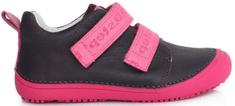 D-D-step dekliška obutev 063-761B, 25, vijolična