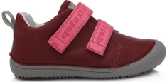 D-D-step lány barefoot cipő 063-879C, 35, bronz