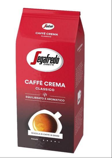 Segafredo Zanetti Caffe Crema Dolce, 1000 g zrna