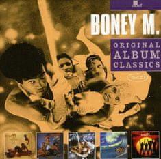 Boney M.: Original Album Classics 2 (5x CD) - CD