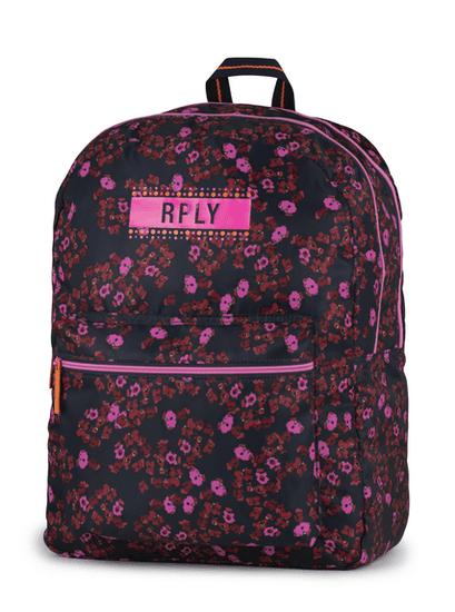 Replay ruksak, 43 x 33 x 17 cm, školski, Flower Replay