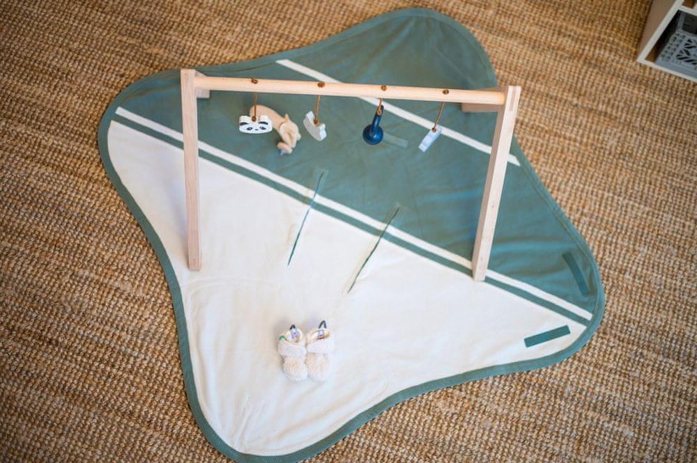 Lodger Wrapper Fleece Empire Green Bay