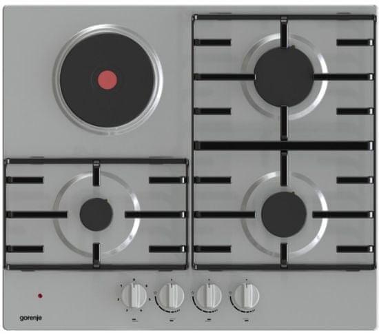 Gorenje GE680X kuhalna plošča, kombinirana