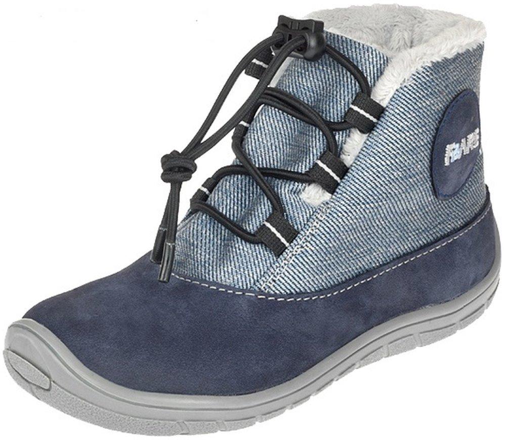 Fare bare dětská zimní obuv 5443201 24 modrá