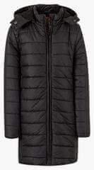 Losan Dívčí kabát s kapucí 98 tmavě modrá