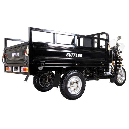 BUFFLER RC200S - černá barva
