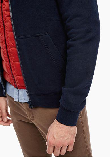 s.Oliver Moška pulover 130.11.899.14.150.2055093.5978
