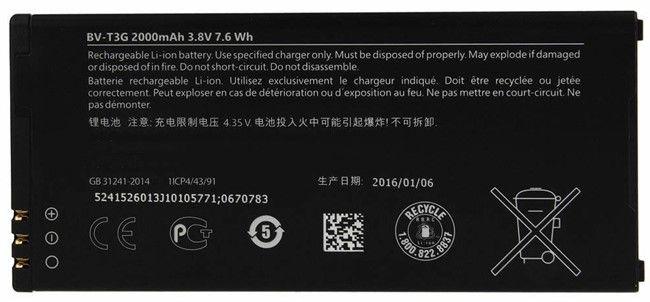 Nokia BV-T3G Baterie 2000mAh Li-Ion (Bulk) 2434628