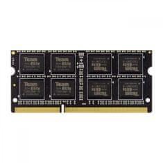 TeamGroup Elite Mac pomnilnik (RAM) za prenosnik, 4 GB DDR3, 1600 MHz, CL11, 1,35V (TMD3L4G1600C11-S01)