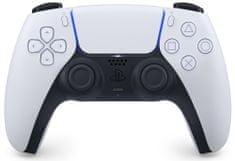 SONY PS5 DualSense, biela (PS719399605)