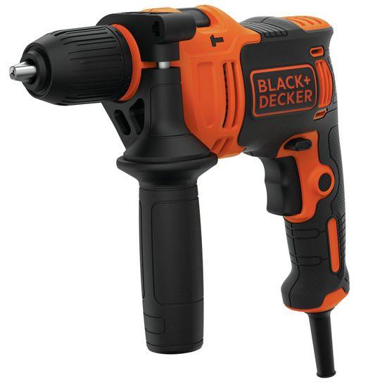 Black+Decker BEH710K Příklepová vrtačka 710 W