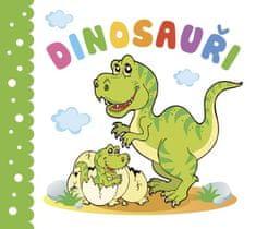 Dinosauři - Harmonikové leporelo