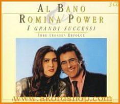 Al Bano & Romina Power: I Grandi Successi (3x CD) - CD
