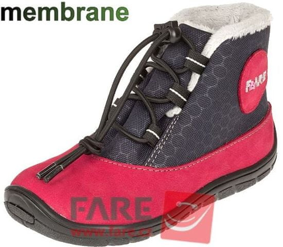 Fare dekliški zimski čevlji 5443241
