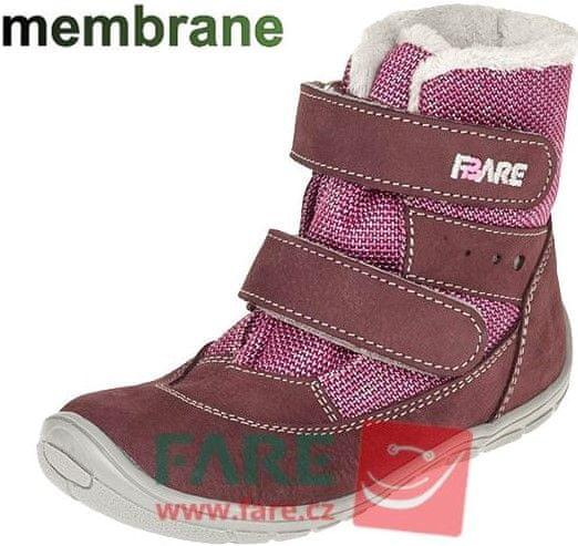 Fare dekliški zimski čevlji 5441291