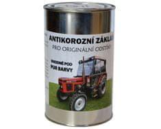 BARVY NA TRAKTORY Antikorozní základ - šedý , 1000 ml