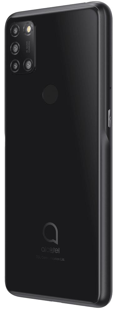 Alcatel 3X 2020, 4GB/64GB, Jewelry Black (5061K)