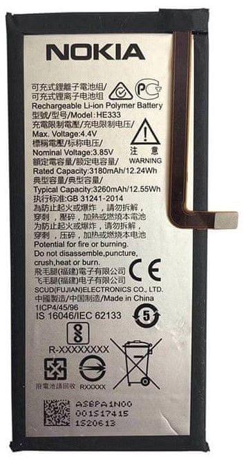 Nokia HE333 Baterie 3260mAh Li-Ion (Bulk) 2440562