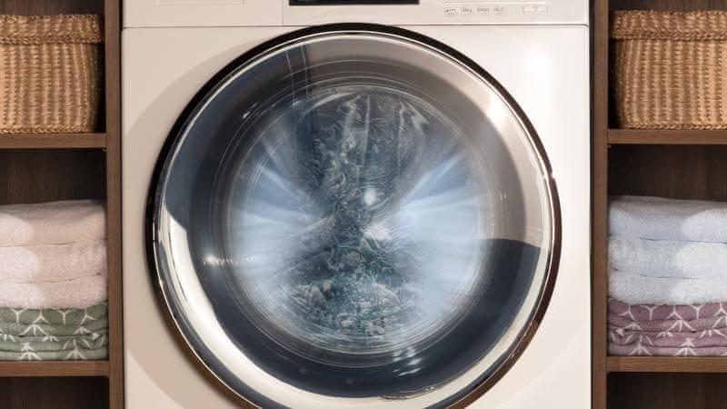 Pračka se sušičkou Haier HWD80-B14979-S Dual Spray