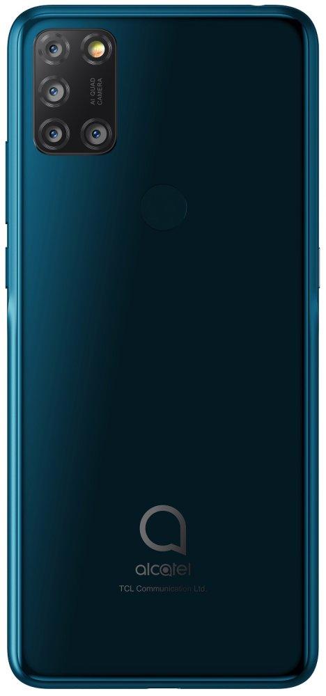 Alcatel 3X 2020, 4GB/64GB, Jewelry Green (5061K)