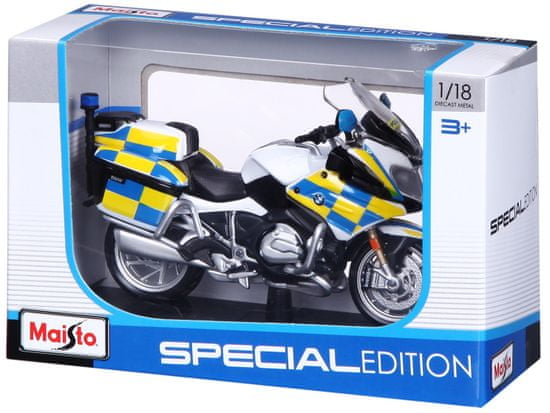Maisto Policija BMW R 1200 RT - United Kingdom