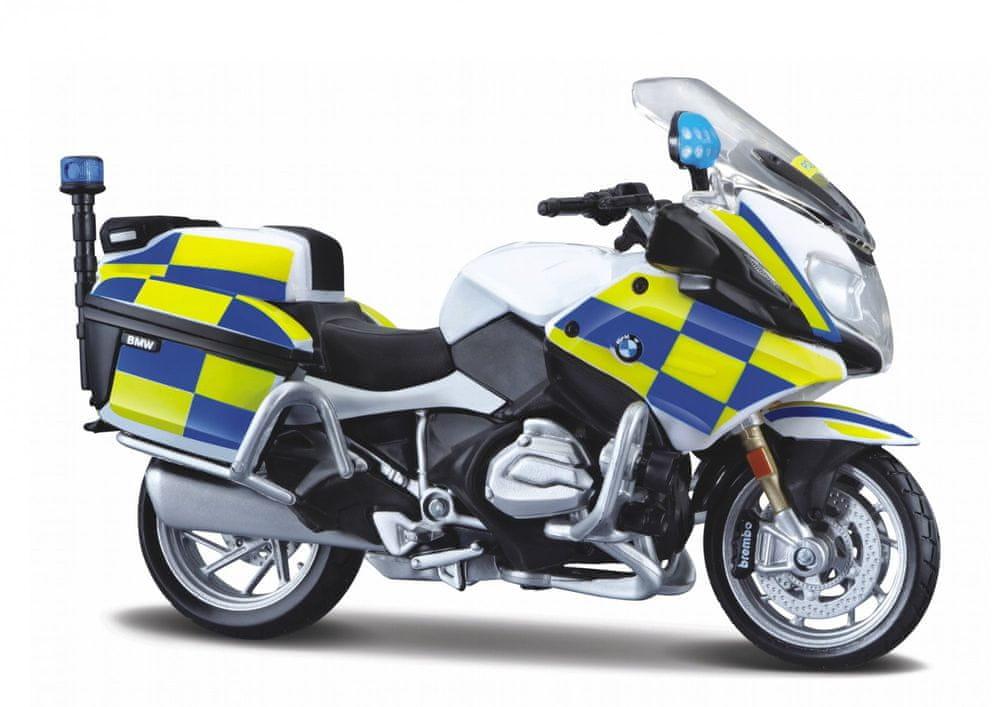 Maisto Police BMW R 1200 RT - United Kingdom
