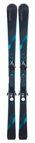 Elan Dámske zjazdové lyže Snow Black LS EL7.5 20