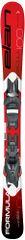 Elan Juniorské sjezdové lyže Formula Red QS EL 7.5 19 130