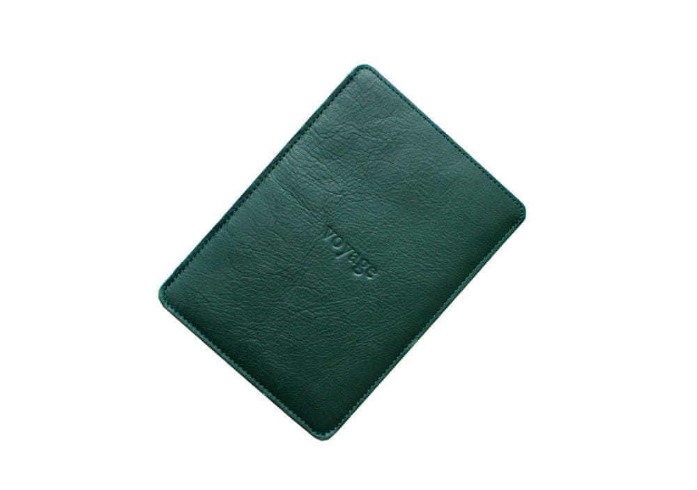 Voyage Kožený obal na Amazon Kindle Paperwhite // PELTA (Green)