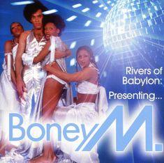 Boney M.: Rivers Of Babylon: Presenting... - CD