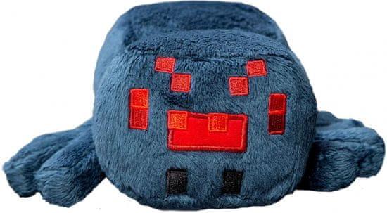 J!nx Minecraft Happy Explorer Cave Spider plišasta igrača, 17 cm