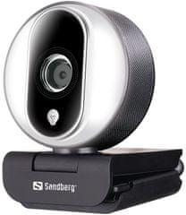 Sandberg Streamer USB Webcam Pro (134-12)