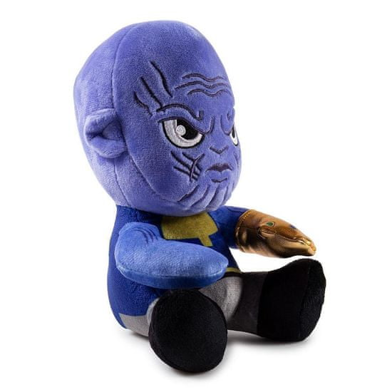Kidrobot Phunny Infinity War plišana igračka, Thanos Sitting, 18 cm