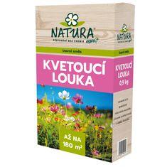 AGRO CS NATURA Trávna zmes Kvitnúce lúka 0,9 kg