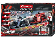 CARRERA Autodráha GOPlus 66010 Keep on Racing