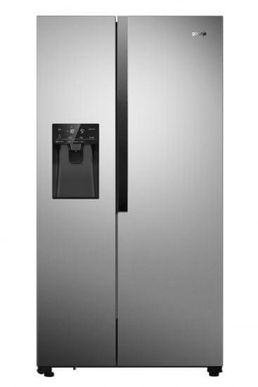 Gorenje NRS9181VX ameriški hladilnik