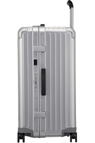 Samsonite Hliníkový cestovní kufr Lite -Box Alu Trunk L 93 l