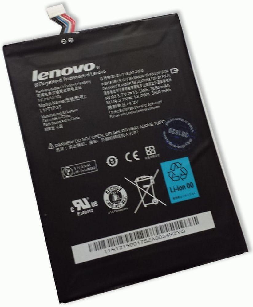 Lenovo L12T1P33 Original Baterie 3650mAh Li-Pol (Bulk)