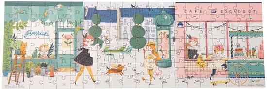 Moulin Roty Puzzle Promenáda