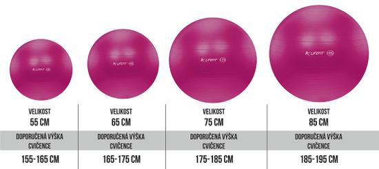 LIFEFIT ravnotežna blazina Anti-Burst, 65 cm