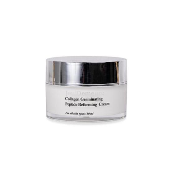 Jeu´Demeure Collagen germinating peptide Krém proti vráskám 50 ml