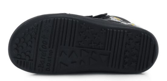D-D-step Fiú barefoot bokacipő 063-879