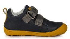 D-D-step Fiú barefoot cipő 063-761A, 34, sötétszürke
