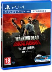 The Walking Dead: Onslaught (Deluxe Edition) PS4 VR