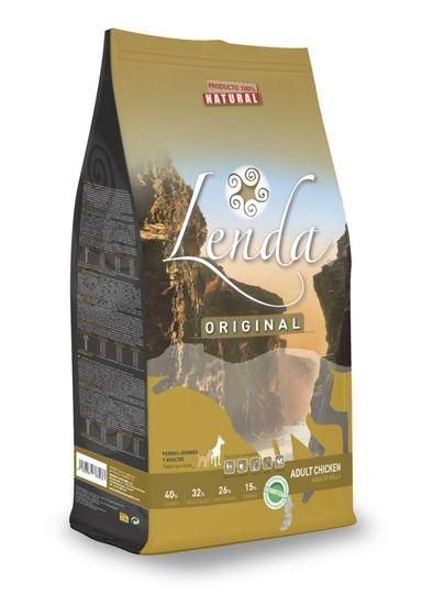 Lenda Original Adult Medium pasja hrana, piščanec, 3 kg