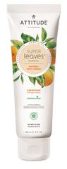 Interkontakt Přírodní tělový krém ATTITUDE Super leaves s detoxikačním účinkem - pomerančové listy 240 ml
