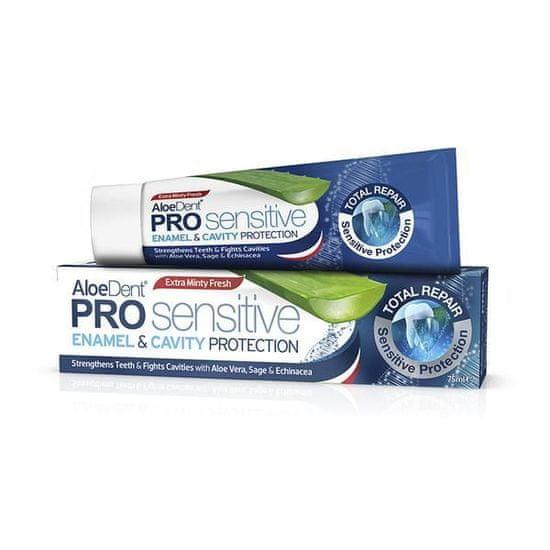 aloedent PRO zubní pasta Enamel Cavity 75ml